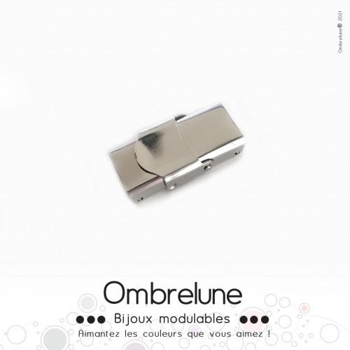 1 Fermoir interchangeable / Bijoux aimanté Ombrelune